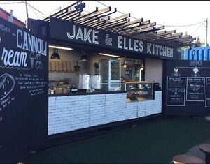BARGAIN 20ft Shipping Container - Ready for Cafe/Bar Paddington Brisbane North West Preview