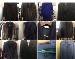 Jackets and coats only $2 each. Size Large.