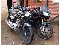All mopeds Motocycles bought cash £££££