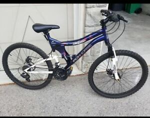 Iron Horse Mountain bike with Dual Disc 21 Gears