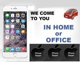 iSmach 50 % OFF We Come To You to Fix iPhone/Samsung/iPad-Sat NAV-Huawei/Honor 6s/7 /8  7 Days week