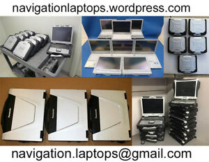 Marine chartplotter & diagnostic systems with West Coast charts