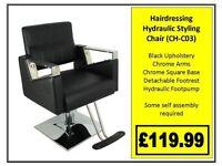 Hairdressing Hydraulic Styling Chair CH-C03 £119.99