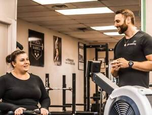 Personal Trainer w/private gym Geek&Bro Athletic Training