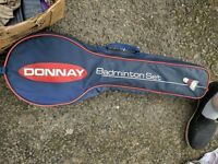 Badminton Set, Bodyboards and Oars FREE