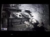 CCTV-cameras installations, Wireless alarm-YALE