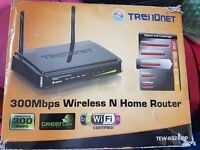 300 Mbps Wireless Home Router