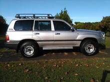 2000 LandCruiser 100 series Wagon (Dual fuel) Tregeagle Lismore Area Preview