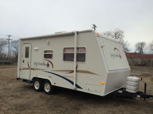 Hybride Jayco 2005…Impeccable