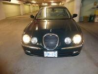 2004 Jaguar S-TYPE 4.2L V8 Sedan