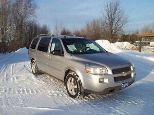 2006 Chevrolet Uplander LT2 Minivan, Van $1,400 OR BEST OFFER