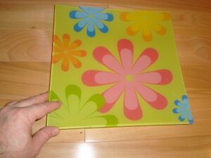 """Decorative Flower Serving Plate 10"""" x 11""""  -Brand New never Used Kitchener / Waterloo Kitchener Area image 2"""