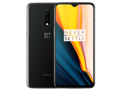 "Móvil -OnePlus 7, Gris, 128 GB, 6 GB RAM, 6.41"" Full HD+, Snapdragon 855,Android"