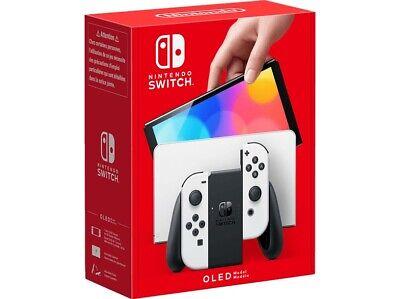 Nintendo Switch (OLED-Modell) Weiss OLED - Vorbestellung