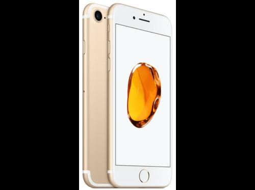 "Apple iPhone 7, Dorado, 32 GB, 2 GB RAM, 4.7"" Retina HD, Chip A10 Fusion, iOS"