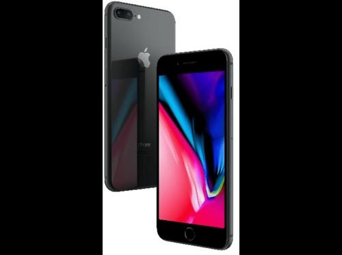 """Apple iPhone 8 Plus, Gris espacial, 64 GB, 3 GB RAM, 5.5"""" Retina Full HD,iOS"""