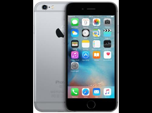 "Apple iPhone 6S de 32GB con red 4G, pantalla retina HD de 4, 7"", gris espacial"