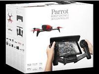 Parrot BeBop Drone 2 Plus Skycontroller (RED/BLACK)