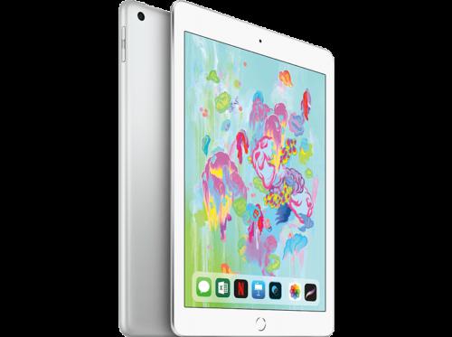 """Apple iPad (2018), 32 GB, Plata, WiFi, 9.7"""" Retina, 2 GB RAM,"""