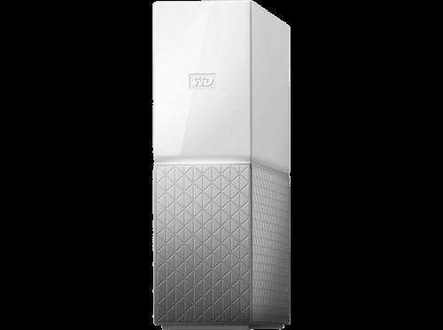 Nube personal - WD My Cloud Home, 4 TB, Compatible con Windows y Mac