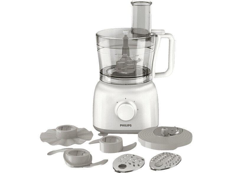 NEW PHILIPS HR 7627/02 Daily Collection Küchenmaschine Kitchen 2.1 Liter 650W