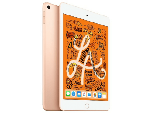 "Apple iPad mini (2019), 64 GB, Oro, WiFi, 7.9"" Retina, 2 GB RAM, Chip A12 Bionic"