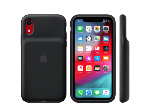 Funda con batería - Apple, Para iPhone XR, Negro