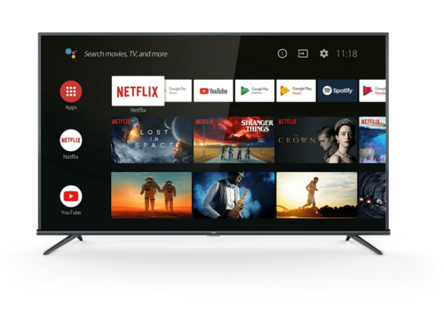 "TV LED 55"" - TCL 55EP660, Ultra HD 4K, Quad Core, Smart TV, 16 W, Dolby Audio,"