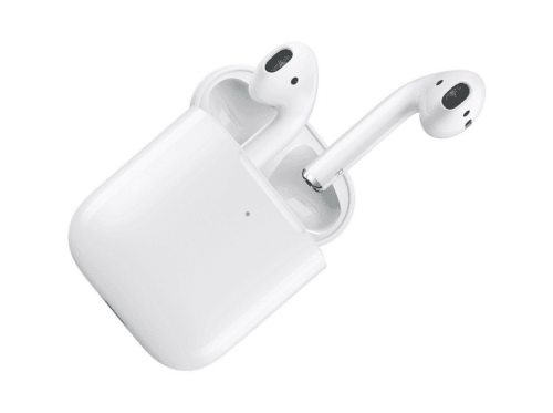 Auriculares inalámbricos - Apple AirPods 2, Bluetooth, Chip H1,