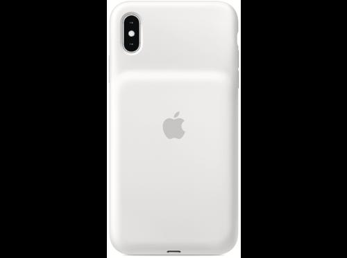 Funda batería - Smart Battery Case para el iPhone XS Max, Blanco