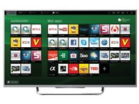 Super slim Sony 55 inch 3D smart TV. as new