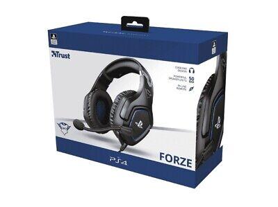 Auriculares gaming Trust Forze GXT 488 para PS4 Nuevo PRECINTADO