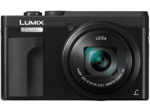 """Cámara - Panasonic Lumix DC-TZ90 negro, 20.3MP, 1/2.3"""" MOS, vídeo 4K"""