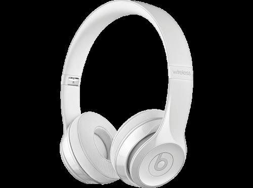 Auriculares inalámbricos - Beats SOLO 3 WIRELESS Bluetooth, Autonomía 40 h, Blan