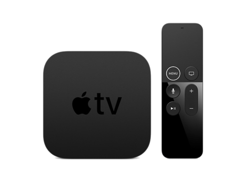 Reproductor multimedia - Apple TV 64GB, 4K Ultra HD, Mando Apple TV