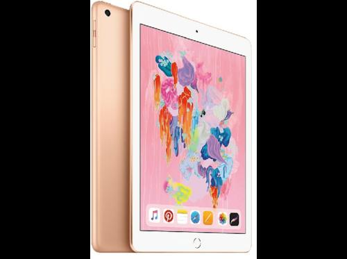 "Apple iPad (2018), 32 GB, Oro, WiFi, 9.7"" Retina, 2 GB RAM, Chip A10 Fusion, iOS"