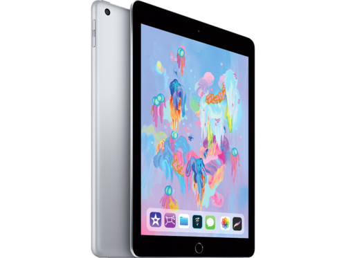 "Apple iPad (2018), 32 GB, Gris espacial, WiFi, 9.7"" Retina, 2 GB RAM, Chip A10"