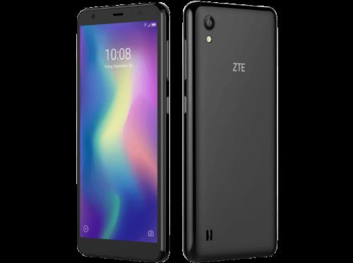 ZTE Blade A5 Smartphone 16 GB Schwarz Dual SIM Handy NEU