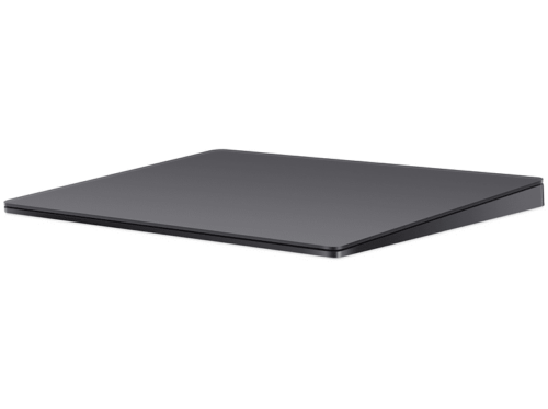 Magic Trackpad 2 - Apple, Recargable, Tecnología Force Touch, Gris espacial