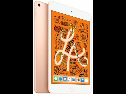 Apple iPad Mini (2019), 64 GB, Oro, WiFi