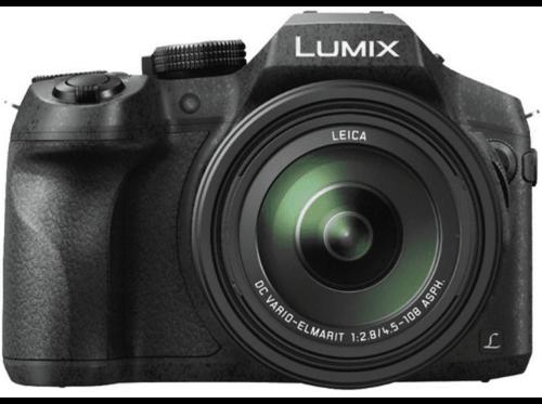 Kit Cámara Digital Panasonic Lumix FZ330, 26-600 mm f/2.8, Vídeo en 4K