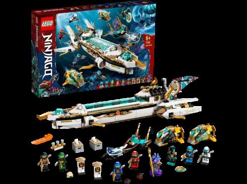 LEGO NINJAGO 71756 Wassersegler Bausatz