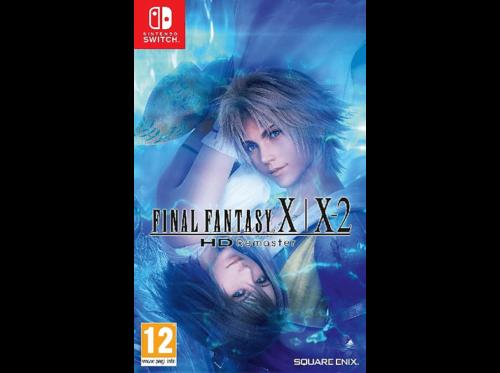 Nintendo Switch Final Fantasy X-X-2 HD Remaster