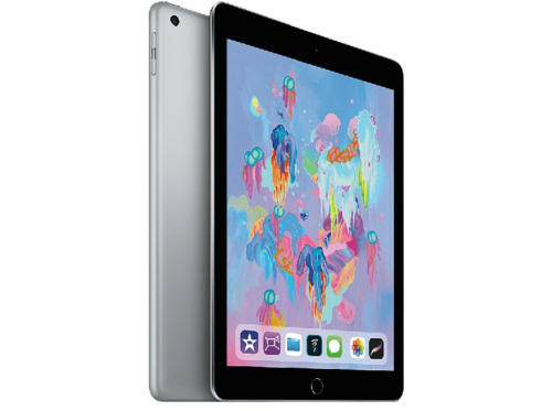 "Apple iPad (2018), 128 GB, Gris espacial, WiFi, 9.7"" Retina"