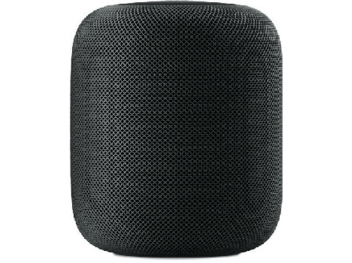 Altavoz inteligente - Apple HomePod, Chip A8, Siri, Altavoz 360º, Bluetooth,