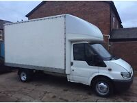 Cheapest,24/7 Luton van from only £11.99!! any job taken
