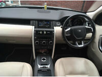 Land Rover Discovery Sport 2.0 TD4 HSE Luxury 4X4