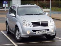 *NEW SHAPE* Rexton II 2.7 SX AWD same as Mercedes ML 270 M Class 4x4 Jeep land rover BMW X5 , Shogun