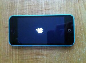 Blue IPhone 5C 16 Gig Rogers