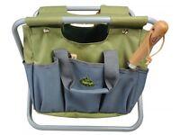 Gardening Tool Bag & Seat. Brand new